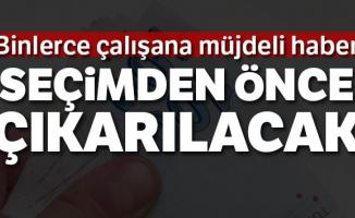 AK Parti Grup Başkanvekili Turan: '3600 ek gösterge takvim uygun olursa seçimden önce çıkacak'