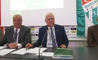 Bursaspor Divan Başkanlık Kurulu'ndan birlik ve beraberlik çağrısı