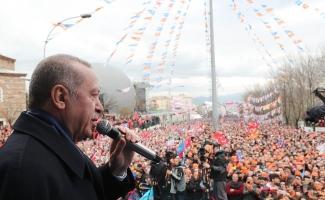 Cumhurbaşkanı Erdoğan Bursa'da vatandaşlara seslendi!