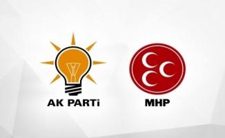 İşte İnegöl'de Ak Parti ve MHP'nin belediye meclis üyesi adayları
