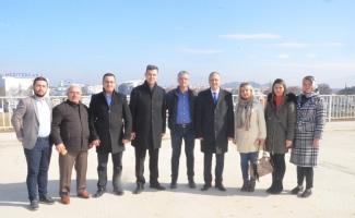 Mustafakemalpaşa Tatkavaklı Kavşağı Mart ayında açılıyor