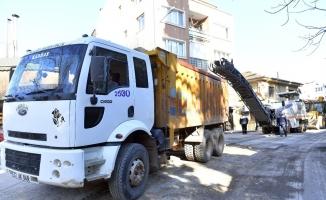 Osmangazi'den asfalt harekatı