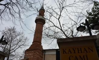 Tarihi camiden 9 yıl önce çalınan hat Beyoğlu'ndaki antikacıya satılmaya getirilince Vakıflar müzesine döndü