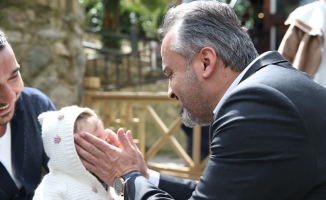 """Aktaş: """"Daha önce maça gitmeyenler en ateşli Bursasporlu oldu"""""""