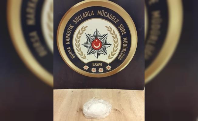 Bursa'da narkotik operasyonu: 7 gözaltı