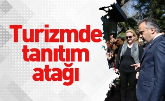 Bursa'da turizmde tanıtım atağı