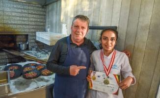 Bursalı aşçıya altın madalya