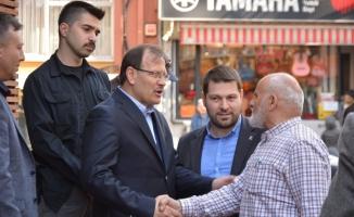 """Çavuşoğlu: """"Türkiye üzerinde oynanan oyunları vatandaşımızla birlikte bozacağız"""""""