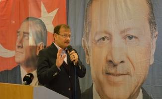 """Çavuşoğlu: """"Uyanık ol Bursa"""""""