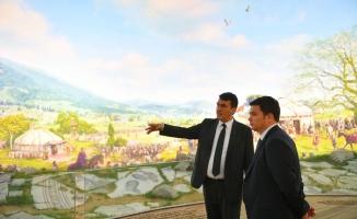 CHP'li Erkan Aydın Fetih Müzesi'ne Hayran Kaldı