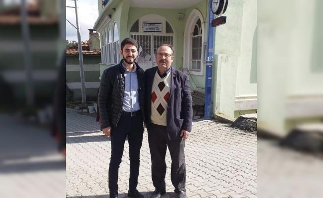 Halı saha maçından sonra kalp krizi geçiren genç imam öldü