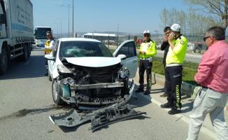 Kalburt'ta Kaza; 5 Yaralı