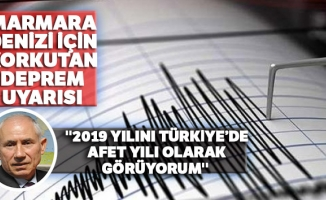 'Marmara Denizi'ndeki faylarda büyük bir deprem olabilir'