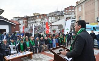 """Mustafa Dündar: """"Türkiye'nin en güçlü belediyesiyiz"""""""