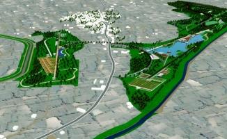Nilüfer'e 70 futbol sahası büyüklüğünde Millet Bahçesi geliyor