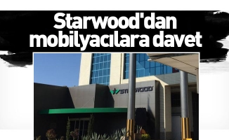 Starwood'dan mobilyacılara davet