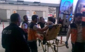 Bursa'da falçatalı kavga: 1 yaralı