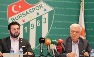 Bursaspor için önemli proje
