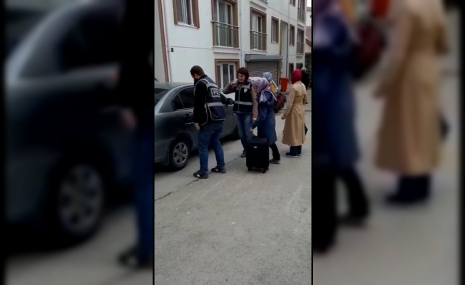 Firari emniyet müdürünün firari yeğeni gaybubet evinde yakalandı