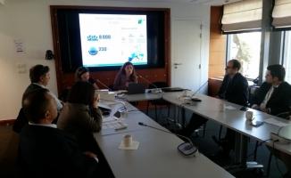 Gürsu 'AB şehir eşleştirme projesinde' temsil edildi