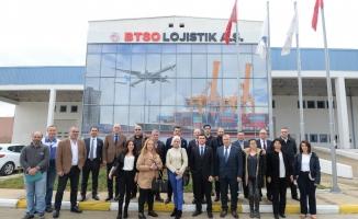 Hava kargoda Yenişehir'i tercih eden firmalar kazançlı çıkıyor