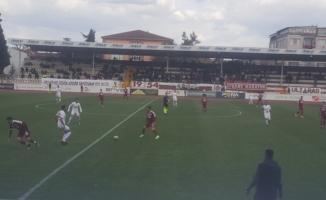 İnegölspor:0-Sancaktepe Belediyespor:1