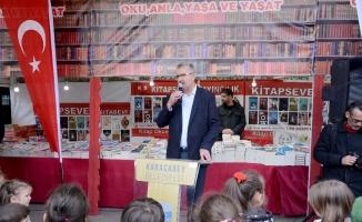 Karacabey'de Kitap Kültür ve Yöresel Ürün Günleri başladı