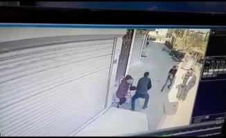 Karı kocayı silahla böyle vurdu...