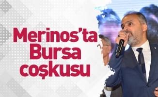 Merinos'ta Bursa coşkusu
