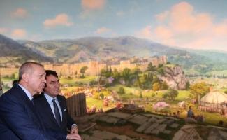 (Özel) Cumhurbaşkanı Erdoğan'ın çağrısından sonra ziyaretçi rekoru kırdı