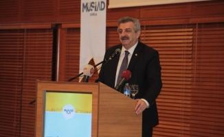 """Sanayi ve Teknoloji Bakan Yardımcısı Büyükdede: """"Yerli üretim merkezi Bursa'ya en yakın noktada olmak zorunda"""""""