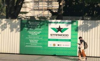 Starwood'un üstlendiği Sultanahmet Camii'nde restorasyon çalışmaları sürüyor