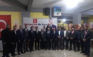 Yeniden Refah'ın ilk kongresinde Ahmet Yavuz'a güven oyu
