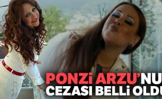 75 kişiyi dolandıran 'Ponzi Arzu'ya ev hapsi cezası