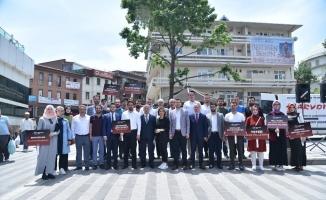 """AK Parti Bursa İnsan Hakları Birim Başkanı Kurem: """"27 Mayıs'ta darbeciler demokrasiyi tahakküm altına alınmıştır"""""""