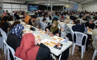 BTSO iftar sofraları 15 günde 30 bin kişiyi ağırladı