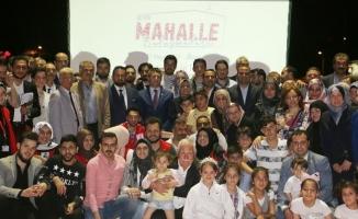 Bursa'da Suriyelilerle 'uyum' buluşması