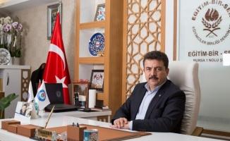 Eğitim-Bir-Sen Bursa'da yetkisini perçinledi