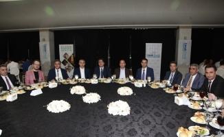 Limak Enerji çalışanları Bursa'da iftarda buluştu