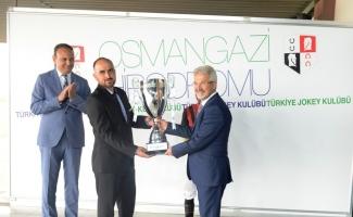 Nilüfer Belediye Başkanlığı Koşusu Çelikkalkan'ın