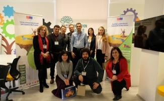 Nilüfer Belediyesi İnovasyon Merkezi Avrupa'ya örnek oluyor