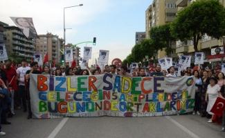 Nilüfer'de 19 Mayıs coşkusu