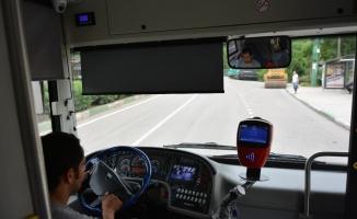 (Özel haber) Yaşlı adam otobüste kalp krizi geçirdi, şoför acile çekti