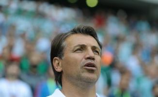 Spor Toto Süper Lig: Bursaspor: 0 - Göztepe: 0 (İlk yarı)