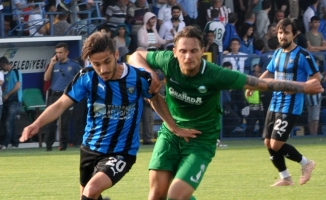 TFF 3. Lig: Karacabey Belediyespor: 2 - Serik Belediyespor: 4