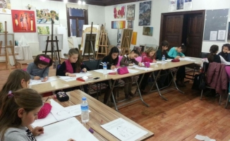 Yaz Tatili Çocuk Sanat Atölyesi Kayıtları Başlıyor