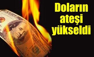 YSK'nın seçim iptali kararının ardından Dolar'ın ateşi yükseldi