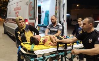 5. Katın penceresinden düşen çocuk ağır yaralandı