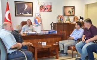 """Başkan Sertaslan: """"Sosyal Yaşam Merkezi dernekler için ortak alan olacak"""""""