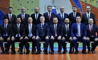 Belediyespor'da Yeni Yönetim Görev Dağılımını Yaptı